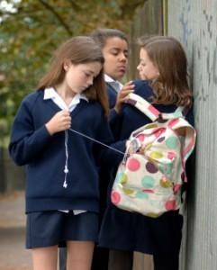 Iskolás kirablása