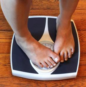 Szégyellem a súlyom