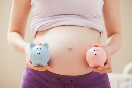 Babát várok, szülés előtakarékosság