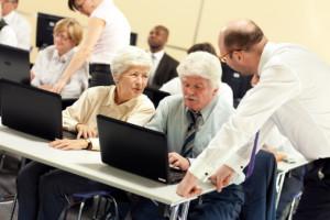 Tanuló nyugdíjasok